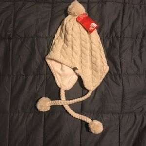 The North Face Fuzzy Earflap Beanie
